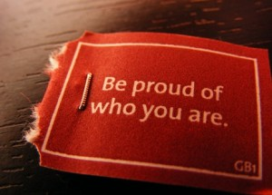 Be proud of who you are Blog Joshua Boyett Providence Church