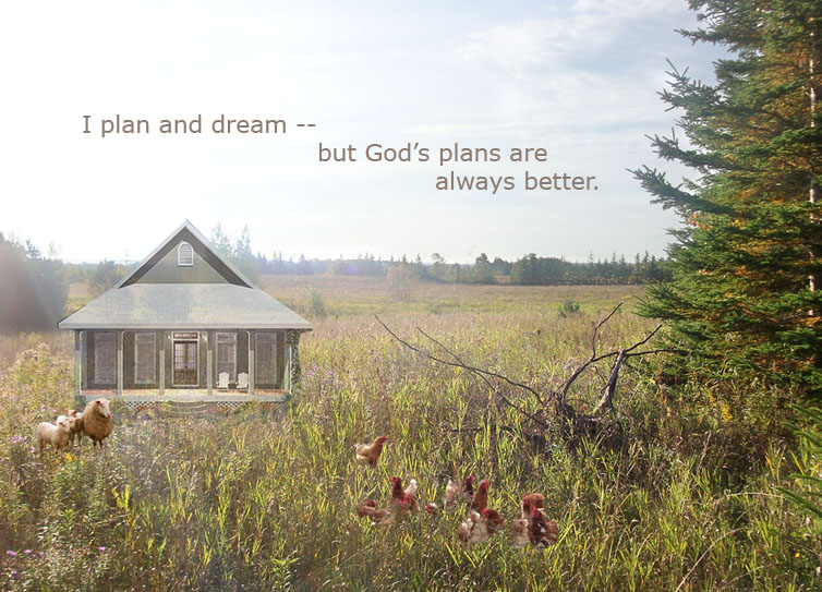 I plan and dream Providence Church