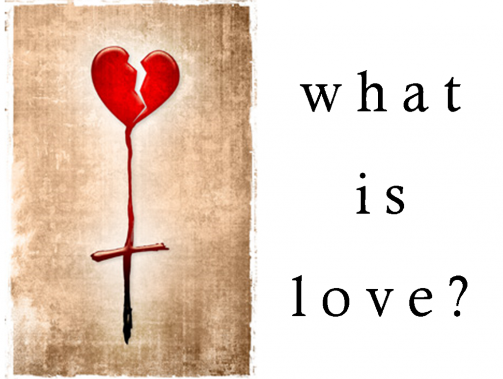 What is love cross and broken heart Providence Church Blog by Matthew Grieser
