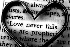 Love Never Fails Providence Church Blog By Matthew Grieser