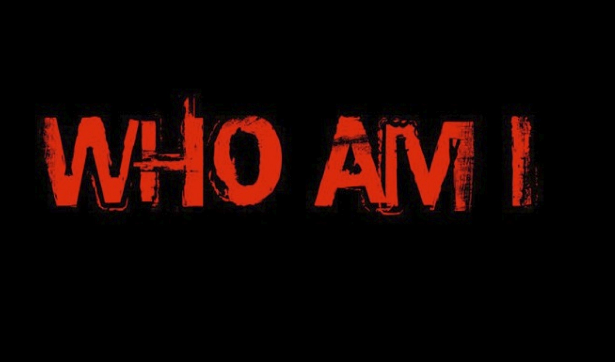 Who Am I BIG Blog Joshua Boyett Providence Church
