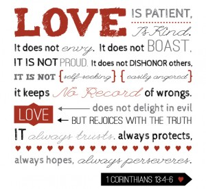 love-is-patient- Providence Church Blog By Matthew Grieser