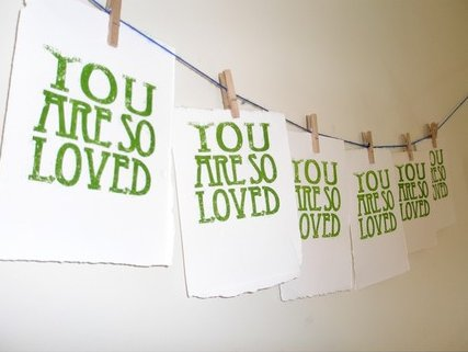 you_are_loved Blog Joshua Boyett Providence Church