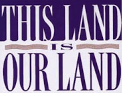 Providence Church This Land Is Our Land Lake Providence Church Louisiana
