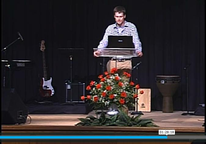 Providence Church Phillip Tomlinson Sermon Lake Providence Louisiana