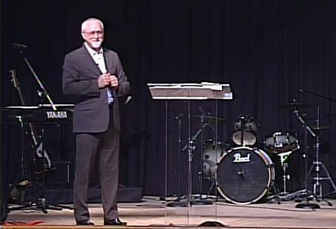 Providence Church Pastor Don Boyett Satan has only The Power to deceive message