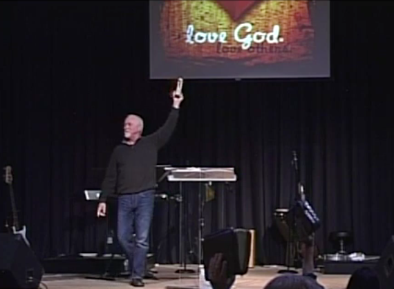 Providence Church Pastor Don Boyett The Great Covenant Message
